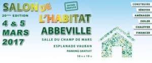 20ème édition du Salon de l'Habitat d'Abbeville
